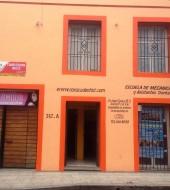 Principal entrance